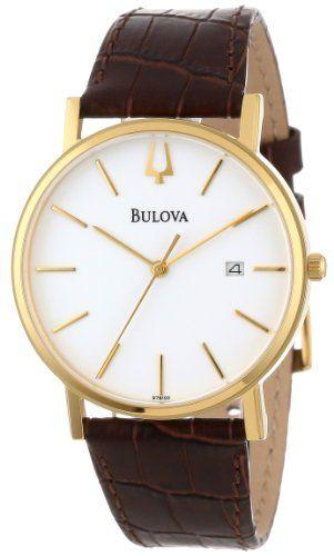 Bulova Men's 97B100 Strap White Dial Watch Bulova,http://www.amazon.com/dp/B002LUEI9Q/ref=cm_sw_r_pi_dp_W-SUsb02EVEQ9ASP