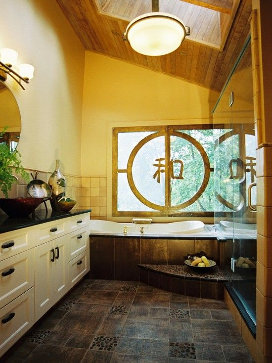 Asian Bathroom Design, Pictures, Remodel, Decor And Ideas   Page 6