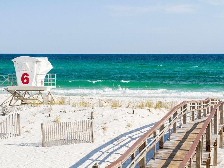 Florida: Pensacola Beach, Gulf Islands National Seashore Getty