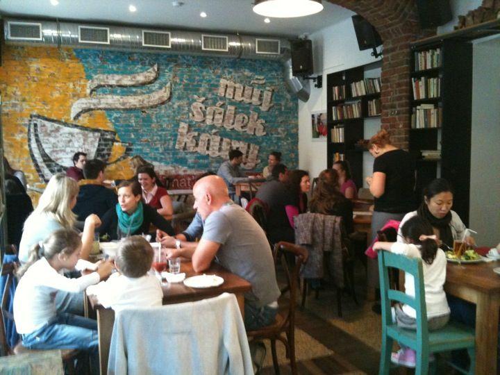 Můj šálek kávy in Praha, Hlavní město Praha, coffee (d*s, NYT)