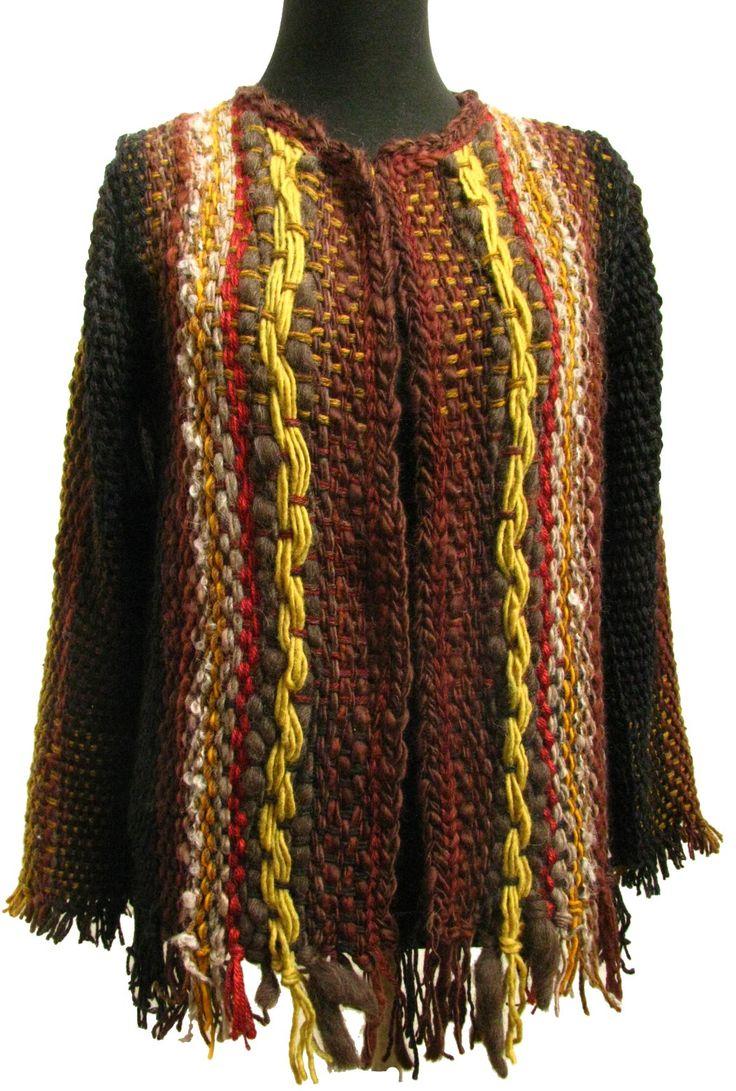 Moldetelar es un telar para tejer prendas de forma artesanal, compuesto por una delantera, una espalda y una manga.  Su estructura móvil per...