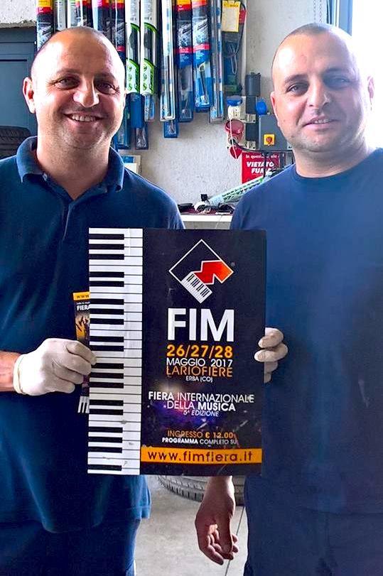 FIM sostiene l'innovazione del mondo musicale. #FIM #Fieradellamusica #Musica #Musicisti #Band #fimawards #premiomusicale #fierainternazionaledellamusica #strumentimusicali #scuoledimusica #etichettediscografiche #fimfiera