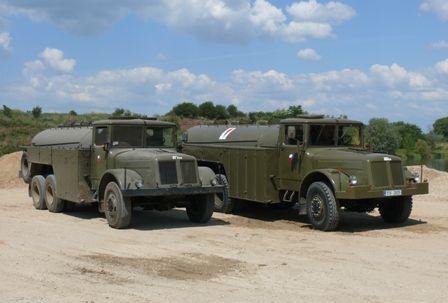 Tatra 111 C | Staré náklaďáky