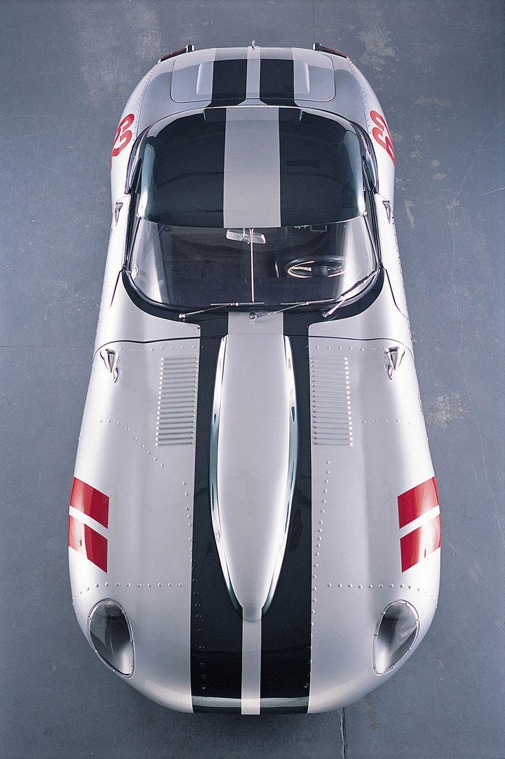 Jaguar E-Type - 1962