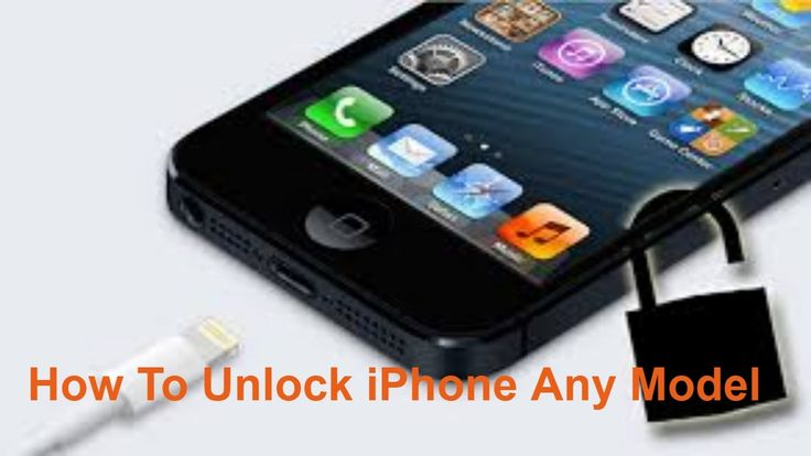 How To Unlock Any iPhone ( How To Unlock iPhone Any Model)