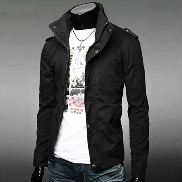 17 Best ideas about Mens Casual Jackets on Pinterest | Men's ...