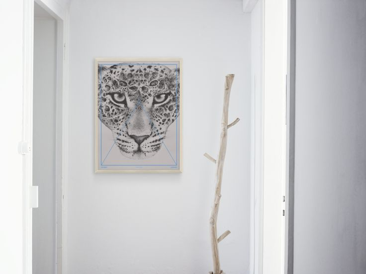 """Tatooed leopard"""