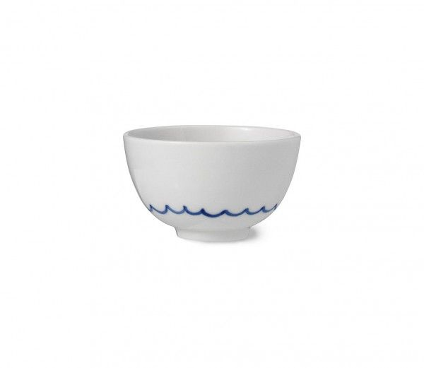 kyst handthrown bowl small waves KY01280 - kyst handthrown bowl small waves - collections
