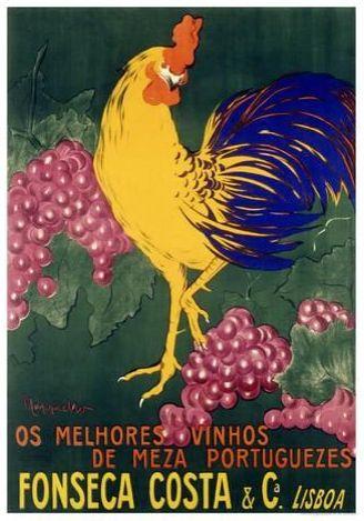Vinhos de Meza, Fonseca Costa & Compª | Portugal