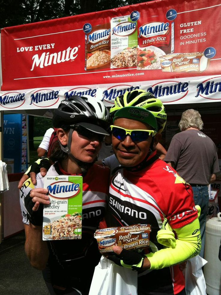 Thank you to everyone who stopped by our booth at the NYC Triathlon in Central Park! For more Multi-Grain Medley #recipes, click on the image! #NYC #NYCTriathlon
