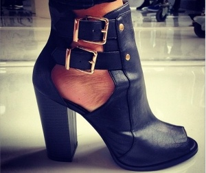 Primark shoe boots from their AW13 collection, 2013