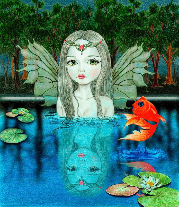 Illustrations for Sophia the Mello Breyner books on Behance