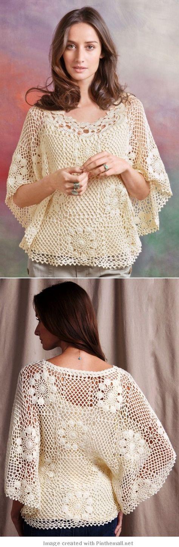Crochet motif square - liveinternet.ru/users/4556608/rubric/2343448/