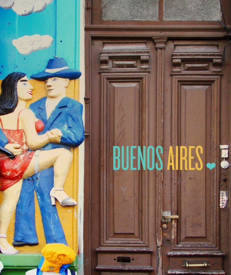 ♥ Buenos Aires