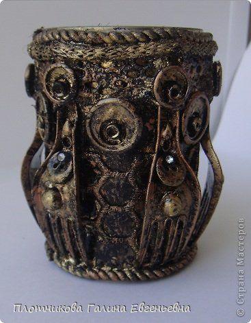 Декор предметов Хламье мое Материал бросовый фото 11