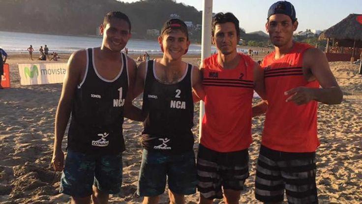 Elia Machado y Socorro López con buen arranque en el Tour de Voleibol Playa | Noticias de Nicaragua