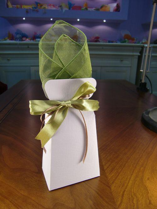 Χάρτινη Μπομπονιέρες Γάμου :: Ωρα Χαρας είδη γάμου βάφτισης,στολισμός