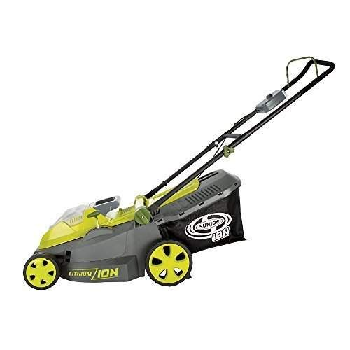 "Sun Joe Cordless 40v Battery Powered Electric 16"" Lawn Mower WITH BATTERY AND CHARGER - $150 with Prime #LavaHot http://www.lavahotdeals.com/us/cheap/sun-joe-cordless-40v-battery-powered-electric-16/140211?utm_source=pinterest&utm_medium=rss&utm_campaign=at_lavahotdealsus"