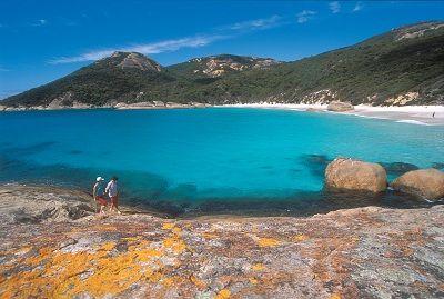 Albany Western Australia - Little Beach, Two Peoples Bay.