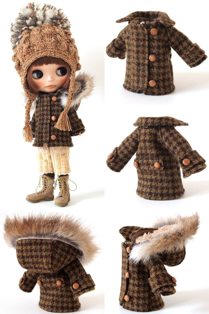 ** Blythe outfit ** Lucalily 280**の画像:mahounote.