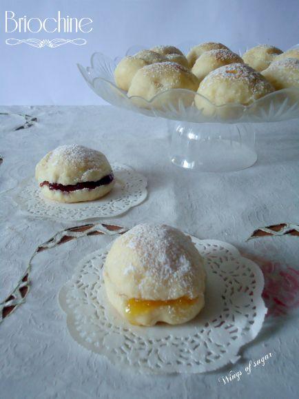 Briochine+soffici+ricetta+dolce