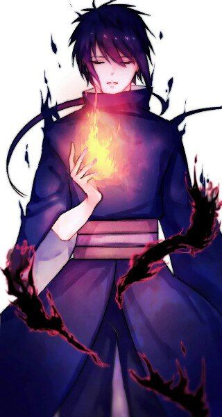 Izuna || Those who inherit he will of fire