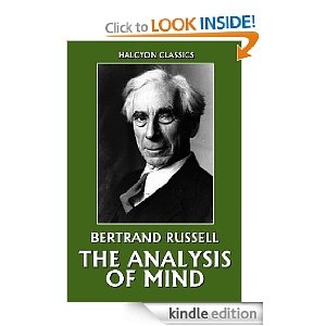 an analysis of the problem of other minds by bertrand russell Video: bertrand russell's 'the problems of philosophy': summary & ideas in this lesson, you will think about what is real compared with what is in our minds you'll learn how bertrand russell described our perception of reality and why he felt these topics are so important to consider.