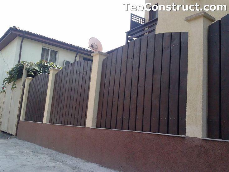Garduri din lemn Oradea 7