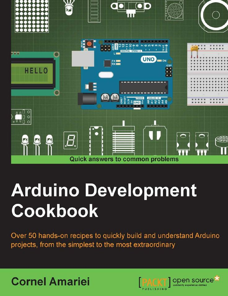 36 best arduino images on pinterest arduino magazine and arduino packt arduino development cookbook fandeluxe Images
