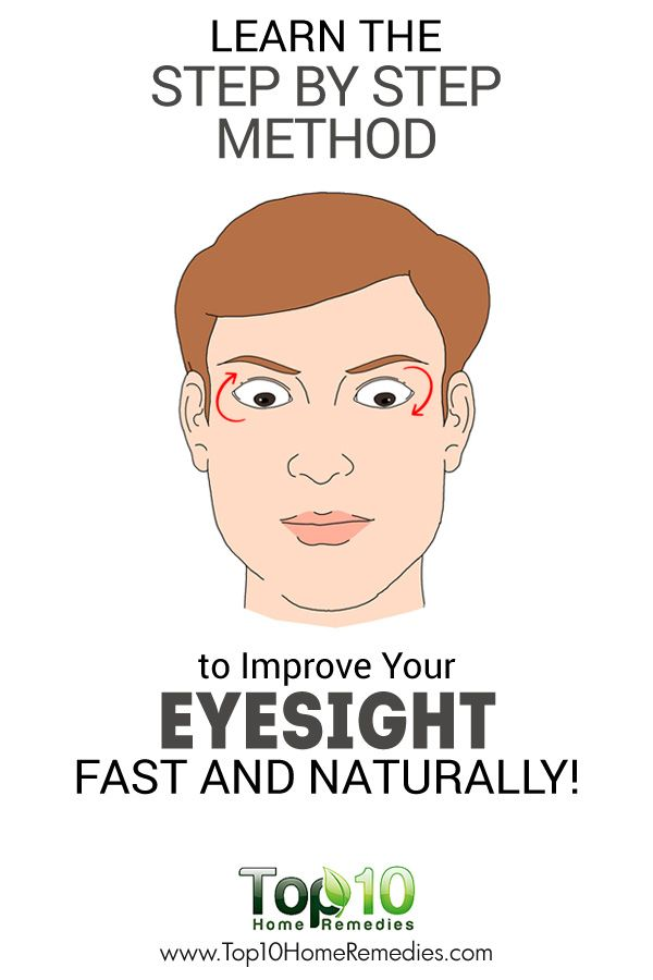 Here is the Step By Step Method to Improve Your Eyesight Naturally                                                                                                                                                                                 More