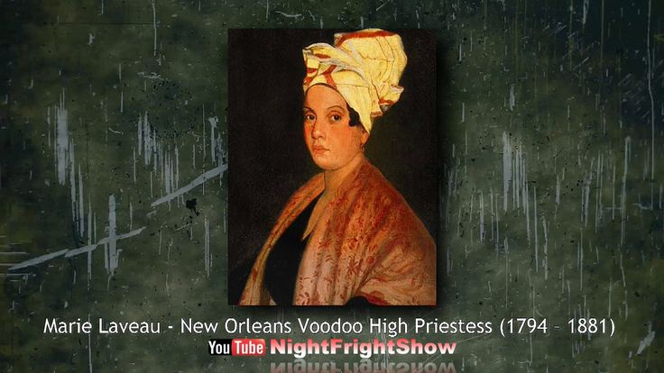 Meet the real BLOODY MARY - VOODOO QUEEN of NEW ORLEANS Night Fright Show