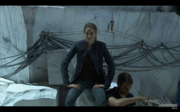 96 best images about Divergent: Behind the scenes on ...