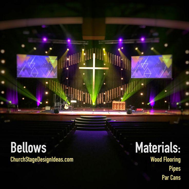 175 best Church stage set design! images on Pinterest   Backdrop ...