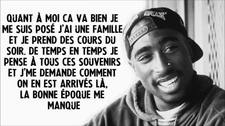 2pac -Better Dayz [Traduction francais] Rap US Traduction français 2015