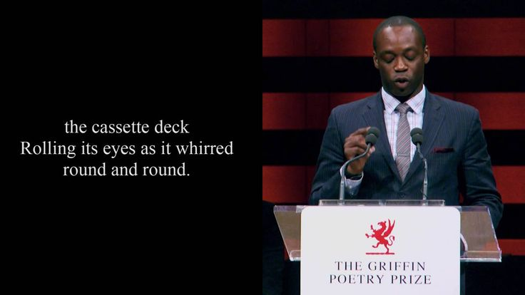 """Poet Rowan Ricardo Phillips reads the poem """"Boys"""" from his poetry collection """"Heaven"""" (Farrar, Straus and Giroux), shortlisted for the 2016 International Griffin Poetry Prize. The reading took place at Koerner Hall in Toronto, Canada on June 1, 2016."""