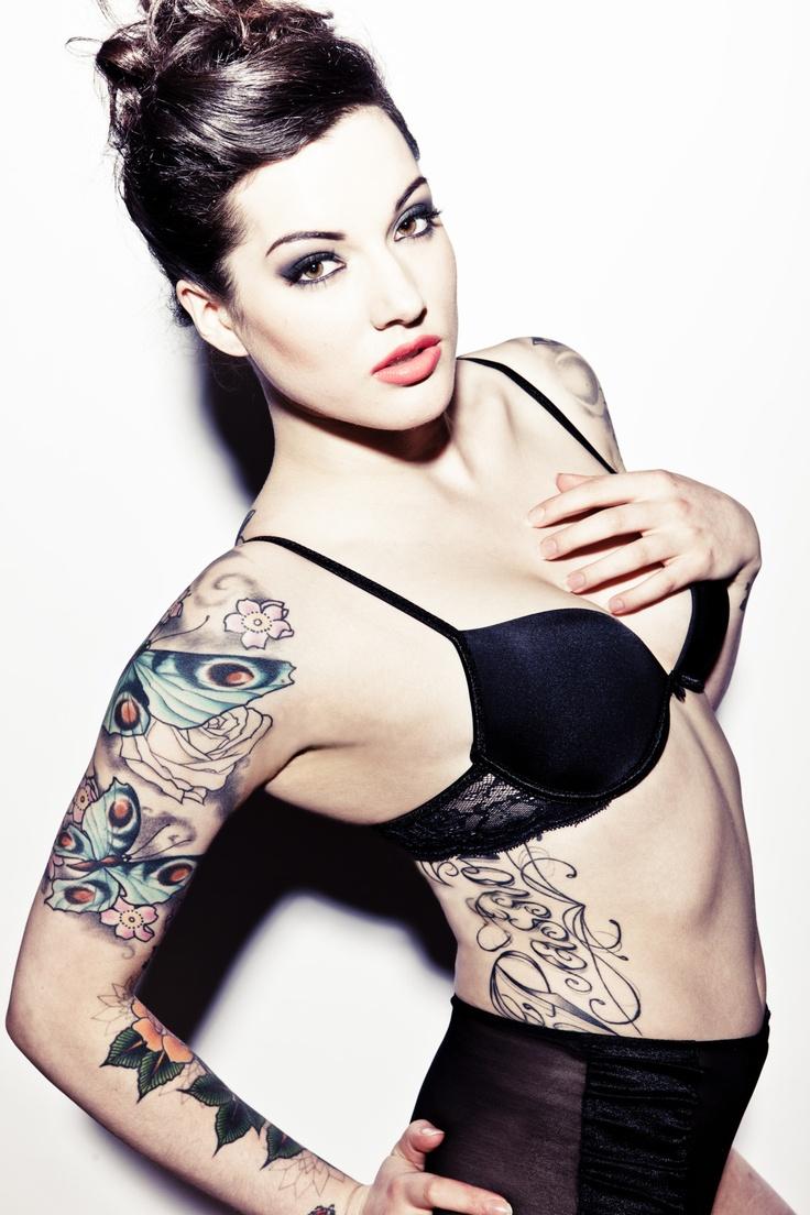 Love her half sleeve