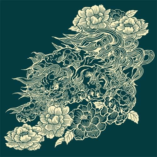 the artwork from Reishi