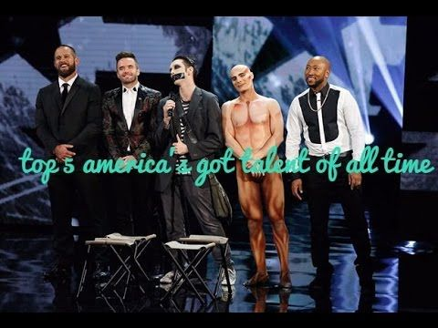 [ America's Got Talent ]TOP 5 BEST America's Got Talent of All Time - Pa...