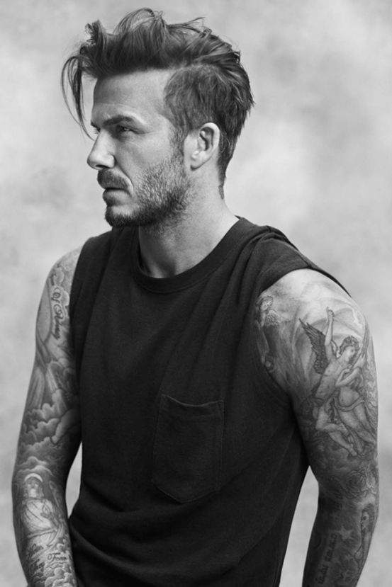 David Beckham voor H&M