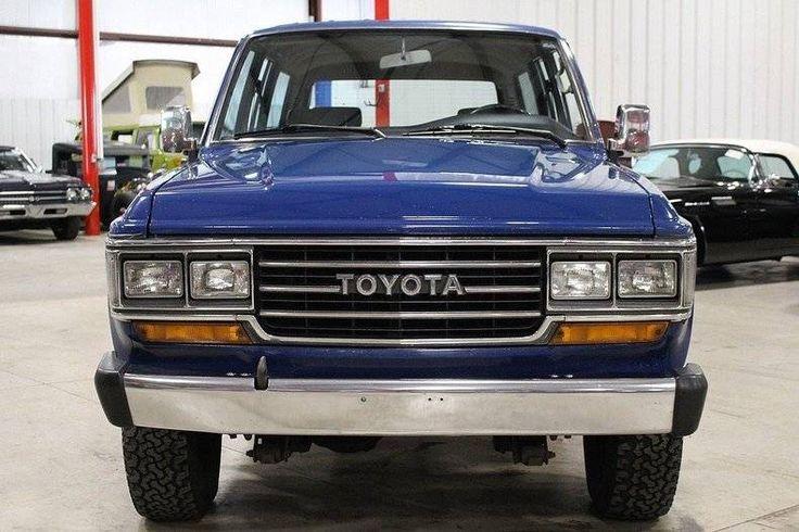 1988 Toyota Land Cruiser FJ-62 for sale #1866180 | Hemmings Motor News