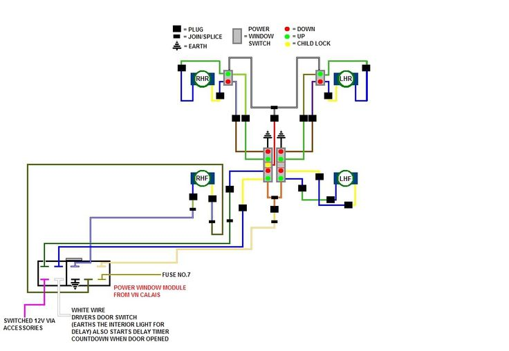 Toyota Headlight Wiring Diagram Color Codes Vr Vs Commodore Automatic Vs Holden Diagram