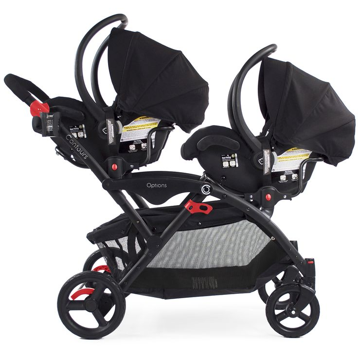 Hello to our new addition, the Options Elite! This award-winning double stroller offers new updates and colors. A great addition to your growing family.