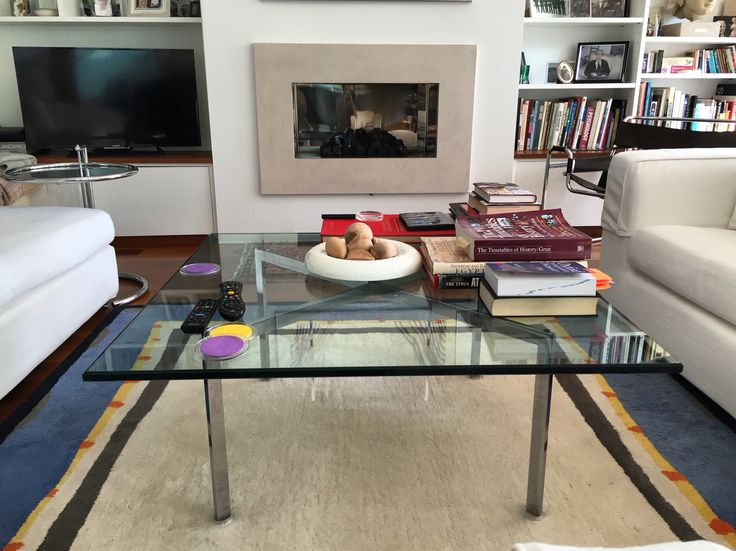 Bespoke glass table