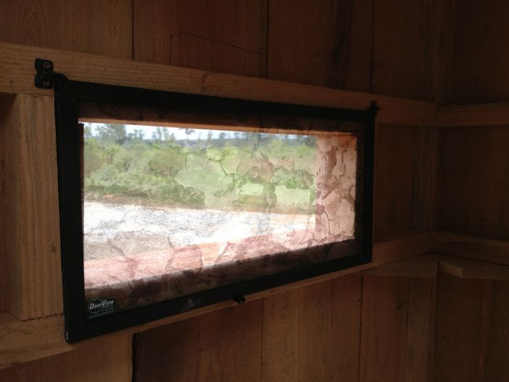 Best 25 Deer Stand Windows Ideas On Pinterest Deer
