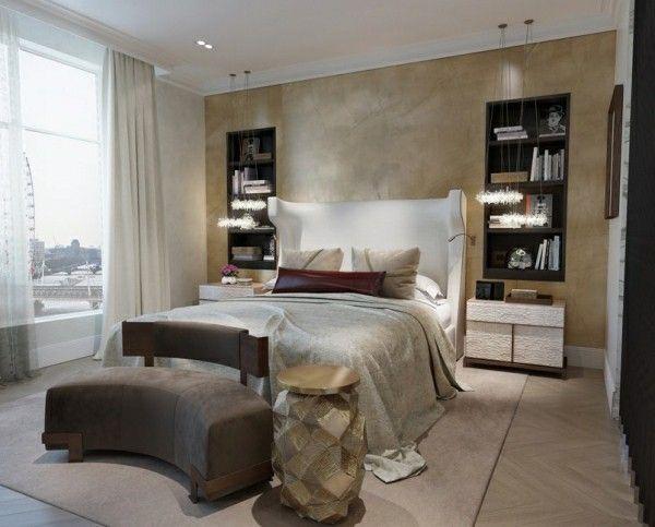 271 best Schlafzimmer Ideen u2013 Betten, Kleiderschränke, Kommoden - schlafzimmer design 18 ideen bilder