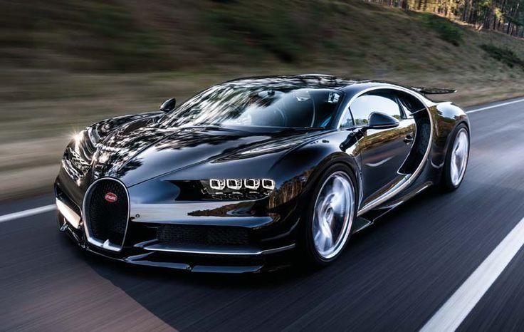 2018 Bugatti Chiron overview