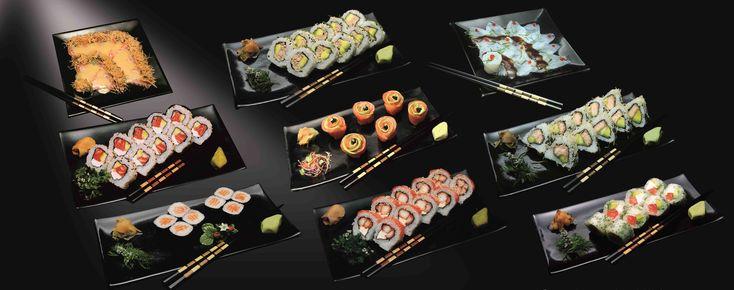 Nuevos Combinados de Kokoro Sushi para el Mes del Amigo - http://www.femeninas.com/nuevos-combinados-de-kokoro-sushi-para-el-mes-del-amigo/