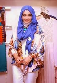 Zaskia Sungkar hijab style