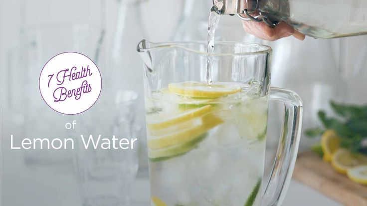 There's no doubt lemons are delicious, but does adding them to water make you healthier?