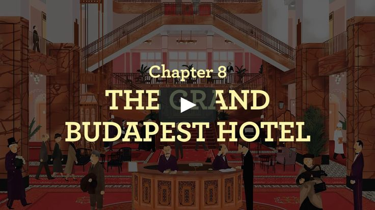 Adapted from the book THE WES ANDERSON COLLECTION: THE GRAND BUDAPEST HOTEL by Matt Zoller Seitz  http://abramsbooks.com/Books/The_Wes_Anderson_Collection__The_Grand_Budapest_Hotel-9781419715716.html  Written…